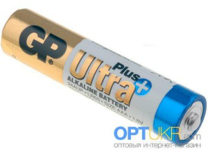 Батарейка щелочная GP Ultra Plus LR03 AAA
